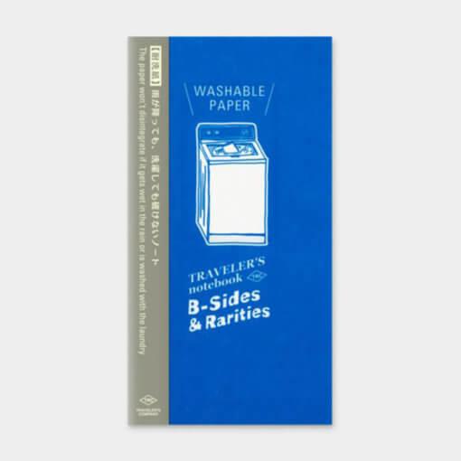 Midori Traveler's Notebook navulling Washable Paper 1