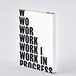 Nuuna notitieboek Work in Progress
