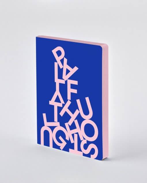 Nuuna notitieboek Playful Thoughts