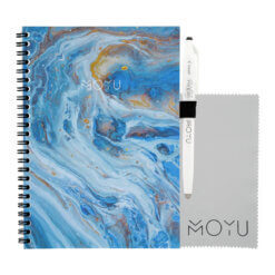 MOYU ringband notitieboek A5 Beyond Blue