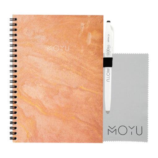 MOYU ringband notitieboek A5 Peachy Paradise