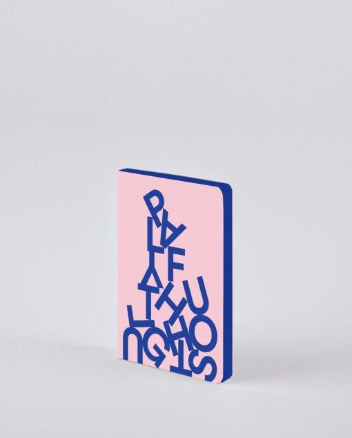 Nuuna notitieboek S Playful Thoughts