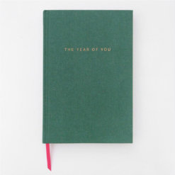 Caroline Gardner Notitieboek - Green Daily Journal