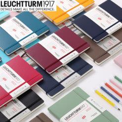 Leuchtturm1917 Agenda 2022 Weekly Planner & Notebook