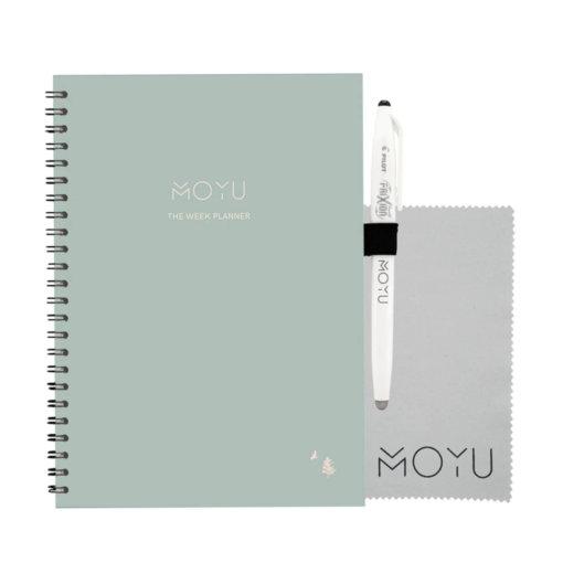 MOYU x Dennis Storm - The Week Planner