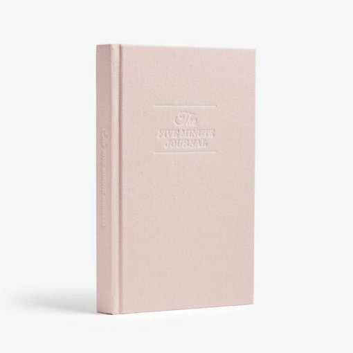 The Five Minute Journal Blush