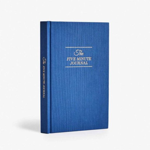 The Five Minute Journal Royal Blue