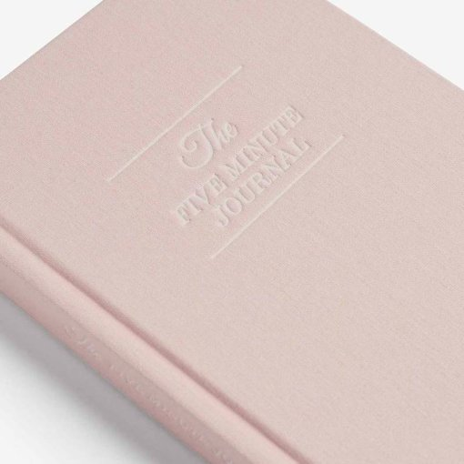 The Five Minute Journal Blush 7