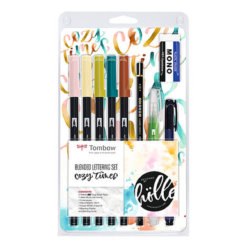 Tombow Blended Lettering Set - Cozy Times