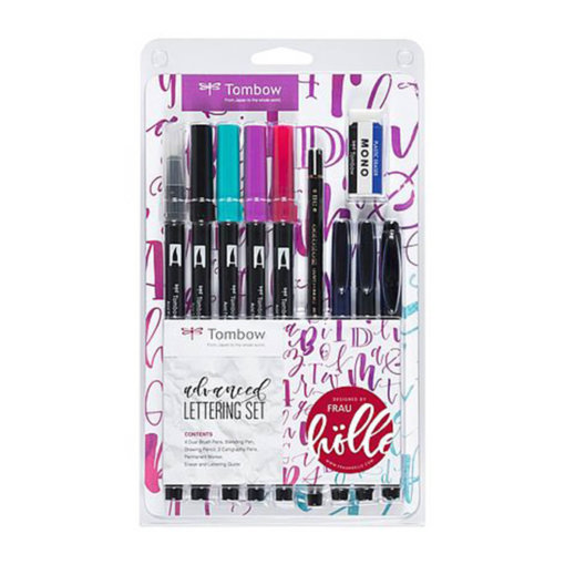 Tombow Lettering Set - Advanced