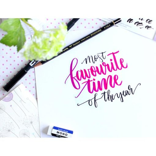 Tombow Lettering Set - Advanced 3
