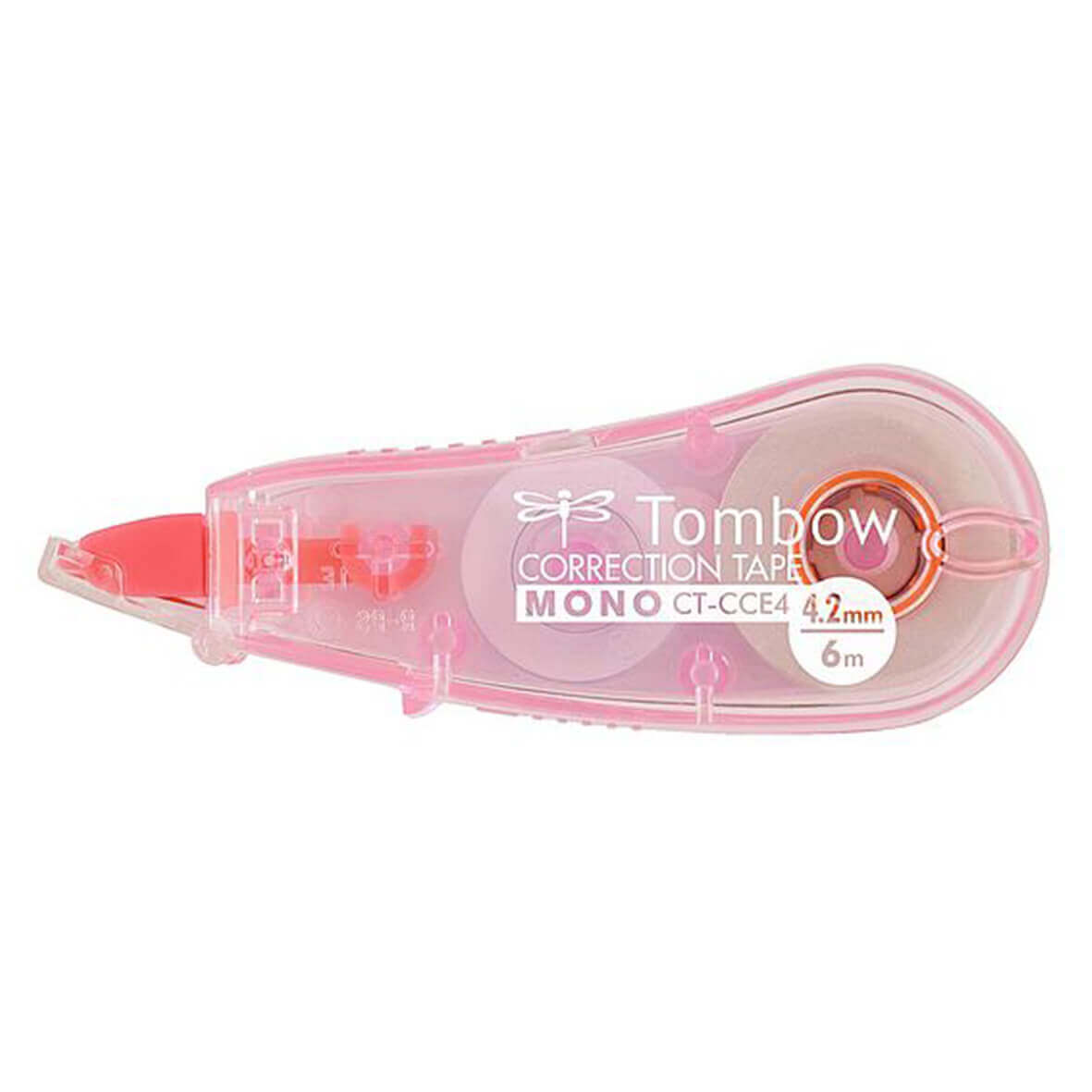 Tombow Correctieroller Mono CCE4 Pink