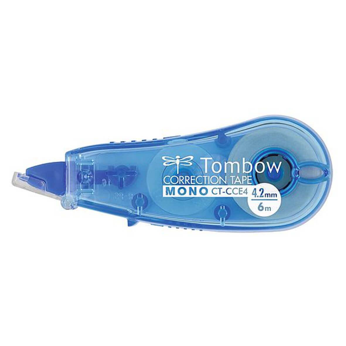 Tombow Correctieroller Mono CCE4 Blauw