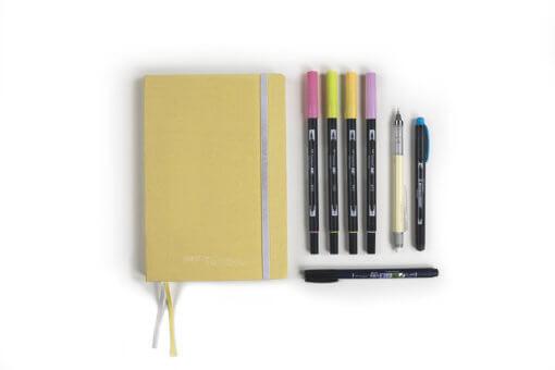 Tombow Creative Journaling Kit Bright 1