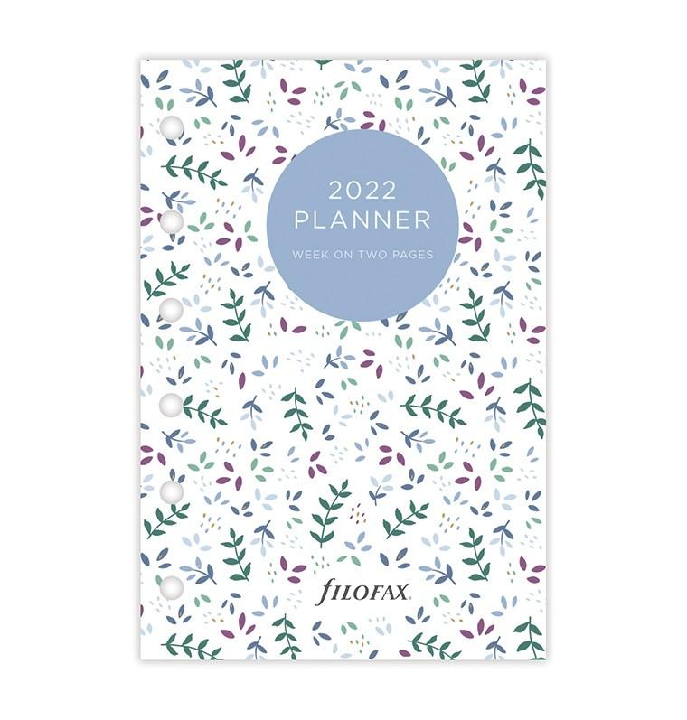 Filofax navulling Organizer Pocket - Garden Agenda 2022