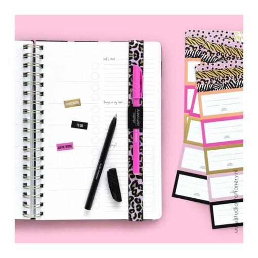 Studio Stationery School Planner - Wild & Cute 1