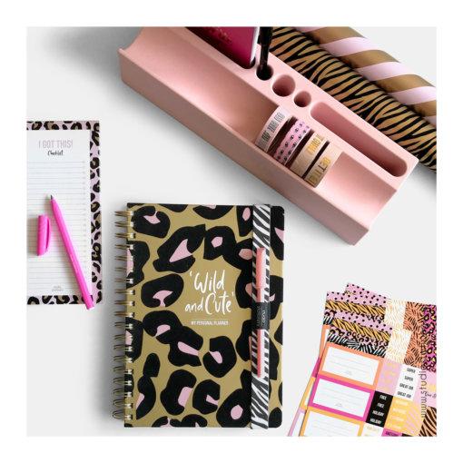 Studio Stationery School Planner - Wild & Cute 2