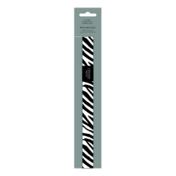 Studio Stationery Elastic Band Zebra