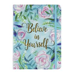 Peter Pauper Press notitieboek Believe in yourself