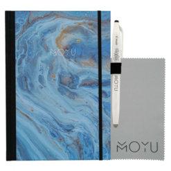 MOYU premium notitieboek A5 Beyond Blue