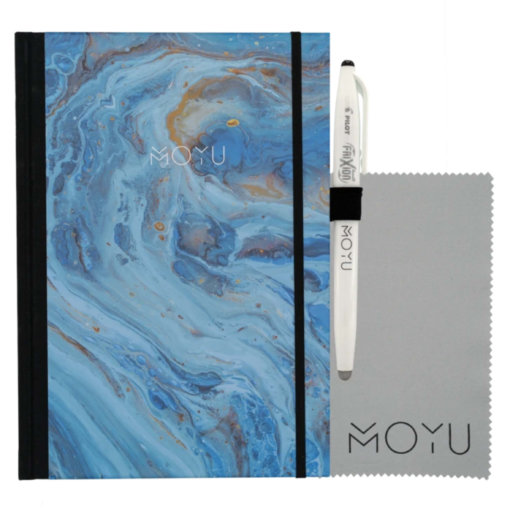 MOYU-notitieboek-A5-premium-Beyond Blue