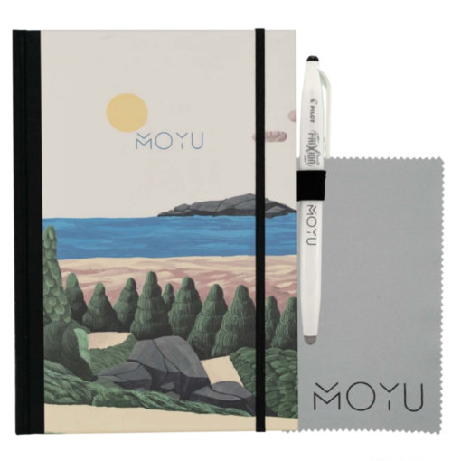 MOYU-notitieboek-A5-premium-Bright-Beach