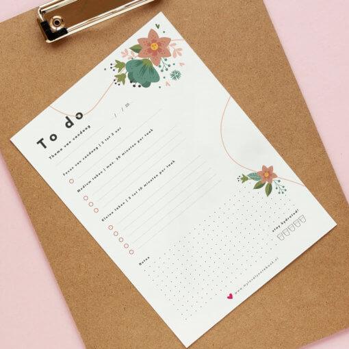 My-Lovely-Notebook-Planning-Methode-Notepad-Kladblok