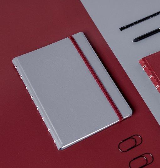 Filofax notitieboek A5 Graphite 4