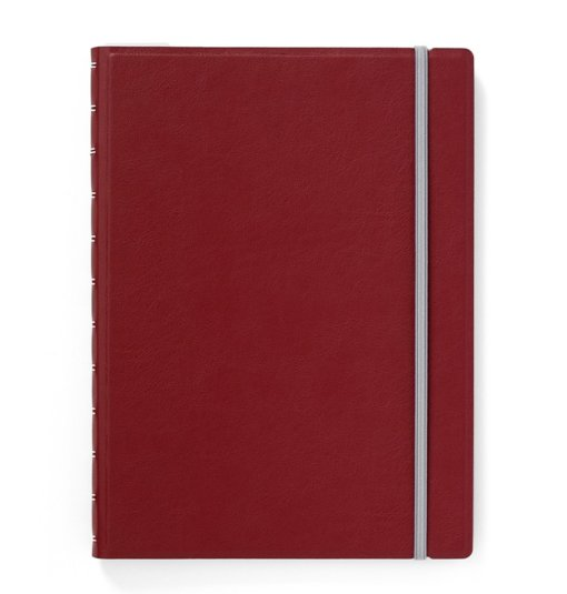 Filofax notitieboek A4 Burgundy