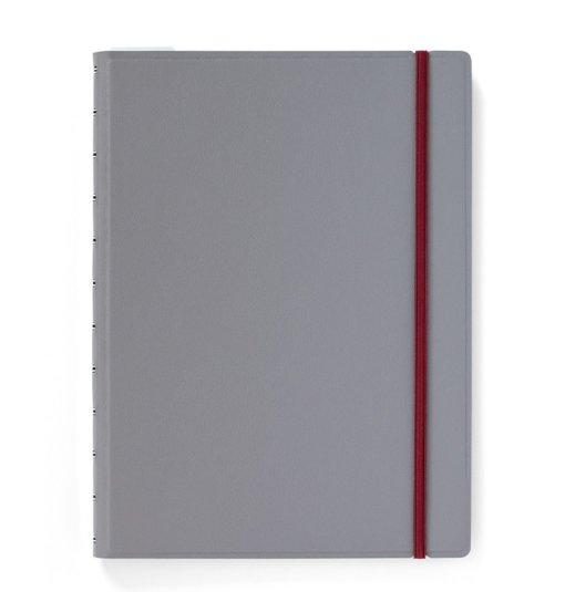 Filofax notitieboek A4 Graphite