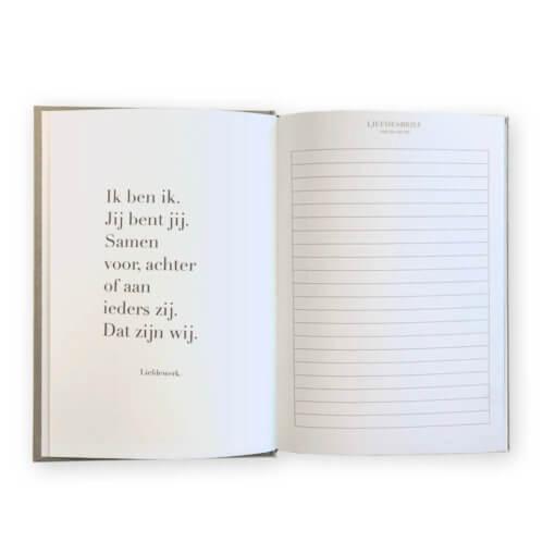 Journal Liefde in Zicht 3